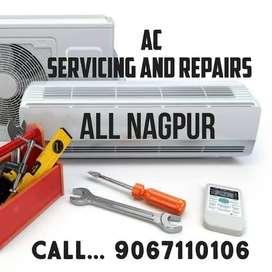 ac,servicing and repairs