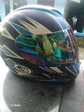 Dijual helm full face Mds