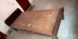wooden single beds total 20 numbers