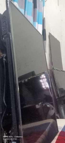 Tv plasma lcd led rusak dibeli