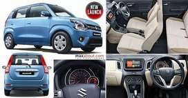 Buy Brand New Maruti WagonR Car Book Now Only 15,000 ₹  .