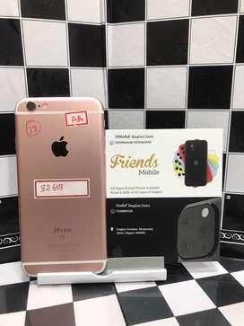 I phone 6s 32 gb rose gold (fixx price)