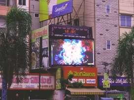 Digital Outdoor  Led  screen Advertising