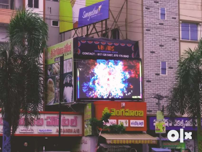 Digital Outdoor  Led  screen Advertising