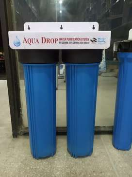 Aqua Water Filters and R.O systems for Domestic and Commercial Use