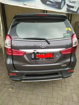 Toyota Avanza 2017 AT