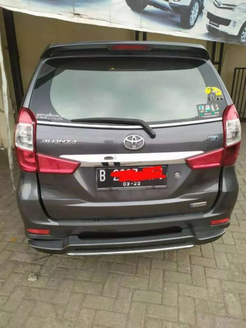 Toyota Avanza 2017 AT 0