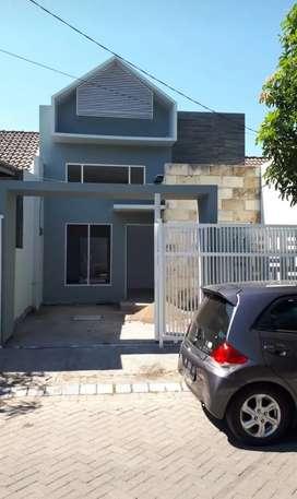 Rumah minimalis siap huni Kahuripan nirwana buduran sidoarjo