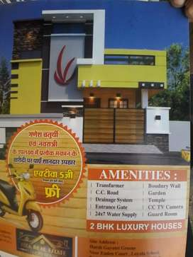 2BHk indipendet House new lunch