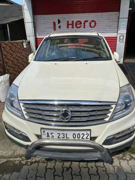 Ssangyong Rexton 2013 Diesel Good Condition