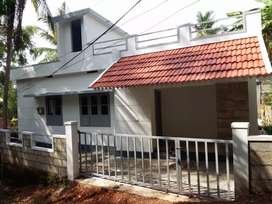 New house At Vellimadukunnu