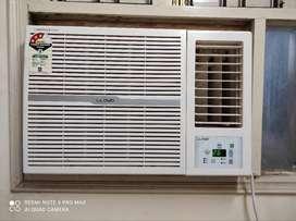 Lloyd 1.5 Ton Window AC with Stabilizer.