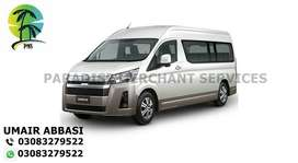 TOYOTA HIACE 6TH GENERATION NEW AND USED CAR FINANCING