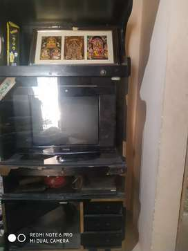 Tv stand trolley