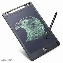 Electronic drawing slate for kids.