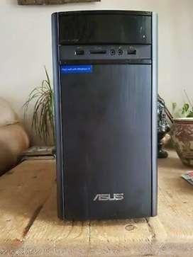Pc Build Asus i3 Haswell - Vga Asus Gtx 750ti - Ram 12gb - Ssd 120gb