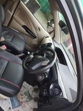Toyota Etios Liva 2018 Petrol 55000 Km Driven for sale.