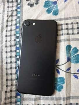 Iphone 7 Jet Black 128 GB| Zero Scratche  | New Condition