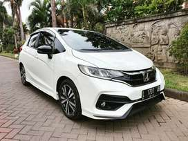 All New Jazz RS 2018 Km21rb L-Tgn1 Original Termurah