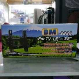 Bracket TV semua jenis ukuran SMD