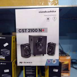 Speaker Aktif Simbadda CST 2100N+ Bluetooth USB FM Radio