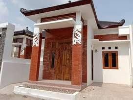 Segera Miliki Hunian Konsep Jawa 300 Meter Jl Jogja-Solo.