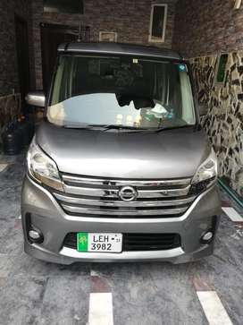 Nisan roox highway star brand new condition
