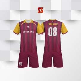 Jersey Futsal Custom