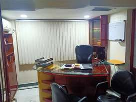 Furnished Ready to move Office space for rent at Athgaon.