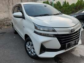 Toyota Avanza E ABS 2021 MT