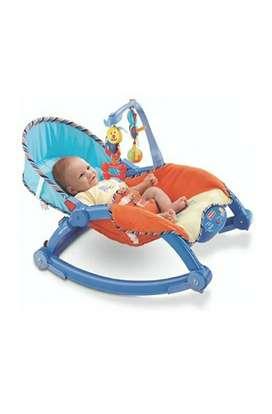 """Baby sitting chair"" Newborn to Toddler Portable Rocker"