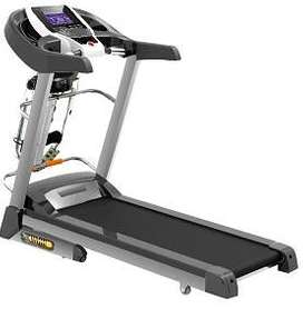 Stylish Motorized Treadmill with Dc motor for sale in India