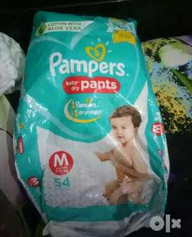 Pampers pant M size 16
