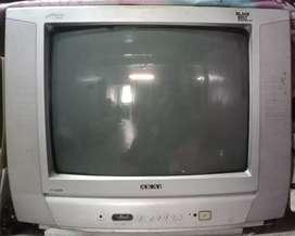 Akai television