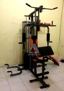 Home Gym 3 Sisi // Moelti TS 15D14