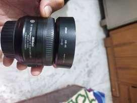 Sale Nikon 35mm 1.8 lens sale urgent 8000