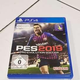 BD PS4 PES 2019