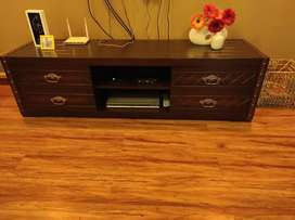 Wooden LED CONSOLE For Sale