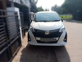 Toyota Calya G manual Putih 2020
