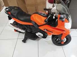 [COD] Motor Mainan Aki Ninja / Motor Mainan Bisa Dikendarai Anak