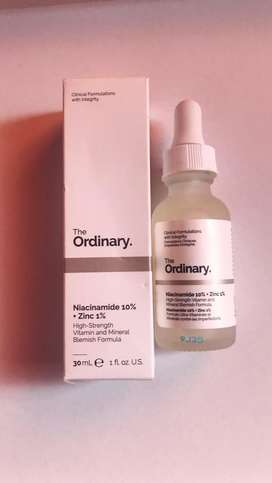 The Ordinary Niaciamide 10% + Zinc 1%