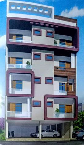 2BHK plush Flats for sale at Anand Nagar Alambagh