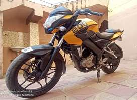Pulsar 200NS perfect condition come & check