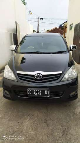 Innova G 2011 Bensin Manual BE