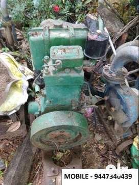 Kirloskar ( AV1 & AV33) 5 HP and 3 HP Diesel Engine PumpSets for sale