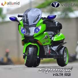 Motor Aki Samurai bisa pkai remote bonus helm btrei 12volt Dan 2dinamo