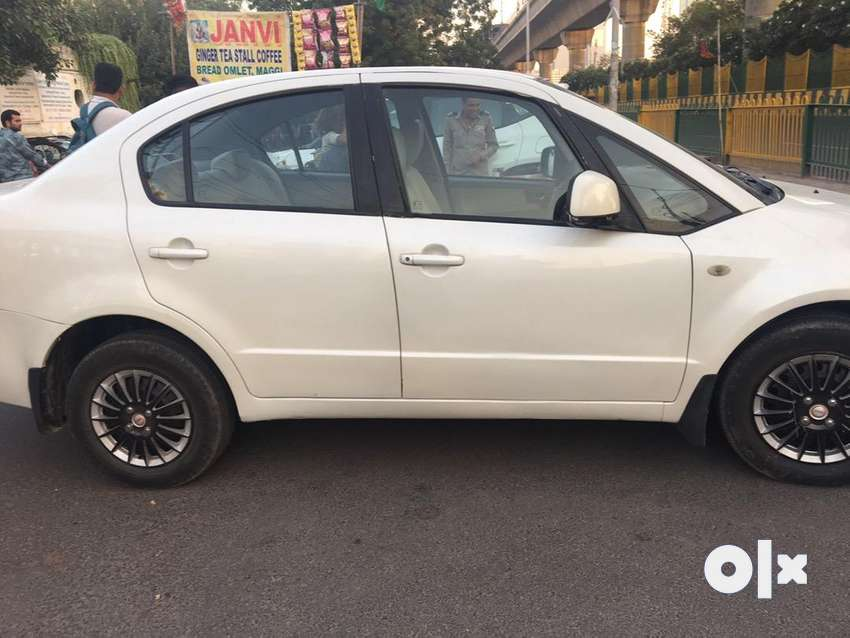 Sx4 with Cng on rc 0