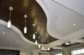 False ceiling expert Akash interiors and exteriors dubai