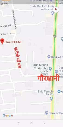3 & 2 BHK Flat Available for Rent in BRAJ BHUMI Gorakshani Sasaram