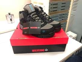 Sepatu Safety Shoes import Wolverine Mauler Mid CM WP Size 41